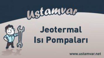 Jeotermal Isı Pompaları